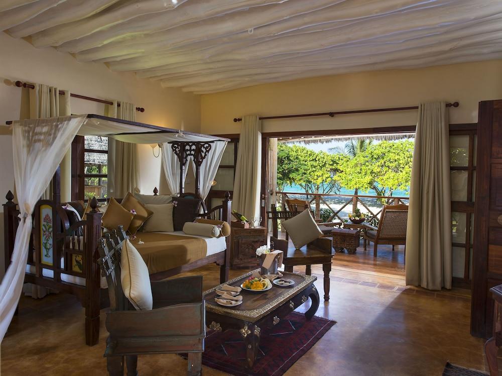 넵튠 프와니 비치 리조트 & 스파 - 올 인클루시브(Neptune Pwani Beach Resort & Spa - All Inclusive) Hotel Image 13 - Living Area