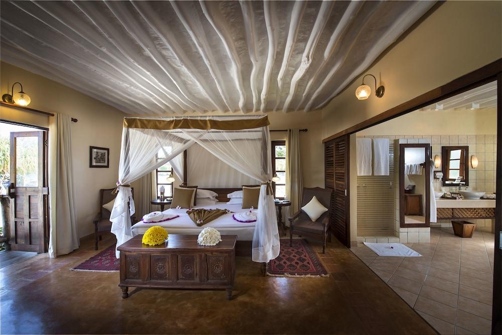 넵튠 프와니 비치 리조트 & 스파 - 올 인클루시브(Neptune Pwani Beach Resort & Spa - All Inclusive) Hotel Image 14 - Living Area