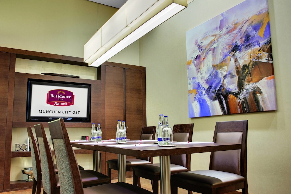 레지던스 인 바이 메리어트 뮌헨 시티 이스트(Residence Inn by Marriott Munich City East) Hotel Image 21 - Meeting Facility