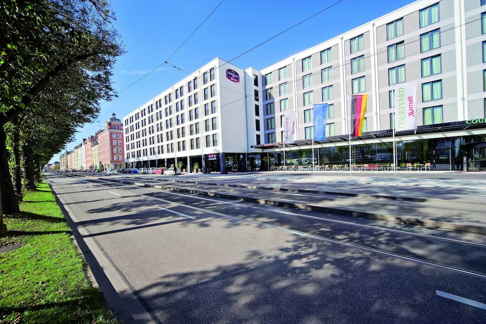 레지던스 인 바이 메리어트 뮌헨 시티 이스트(Residence Inn by Marriott Munich City East) Hotel Image 0 - Featured Image