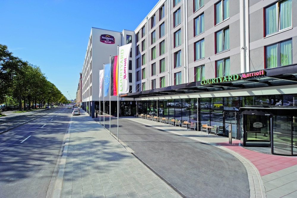 레지던스 인 바이 메리어트 뮌헨 시티 이스트(Residence Inn by Marriott Munich City East) Hotel Image 3 - Exterior