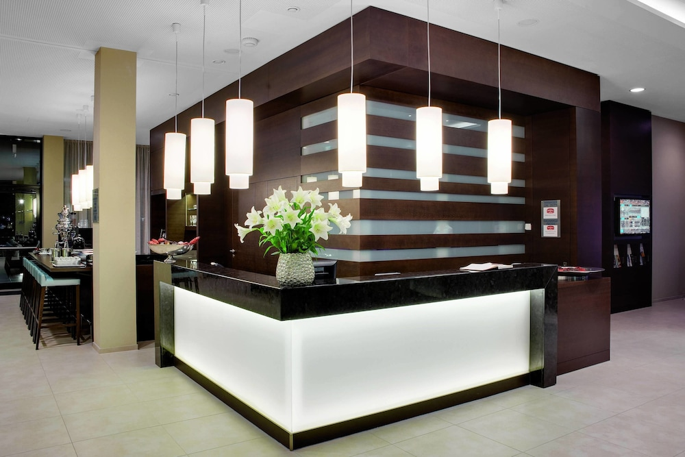 레지던스 인 바이 메리어트 뮌헨 시티 이스트(Residence Inn by Marriott Munich City East) Hotel Image 1 - Lobby