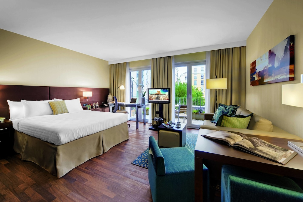 레지던스 인 바이 메리어트 뮌헨 시티 이스트(Residence Inn by Marriott Munich City East) Hotel Image 7 - Guestroom