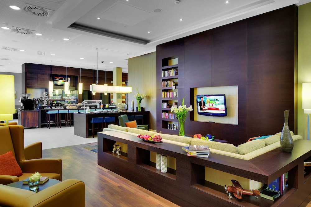 레지던스 인 바이 메리어트 뮌헨 시티 이스트(Residence Inn by Marriott Munich City East) Hotel Image 2 - Lobby