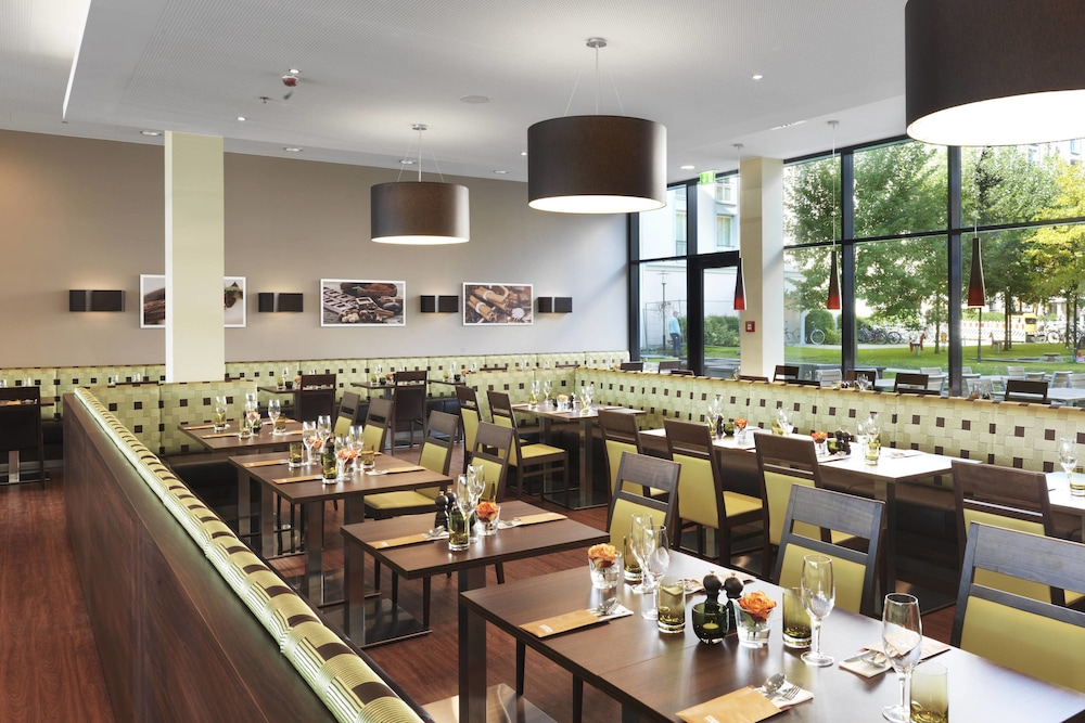 레지던스 인 바이 메리어트 뮌헨 시티 이스트(Residence Inn by Marriott Munich City East) Hotel Image 18 - Restaurant