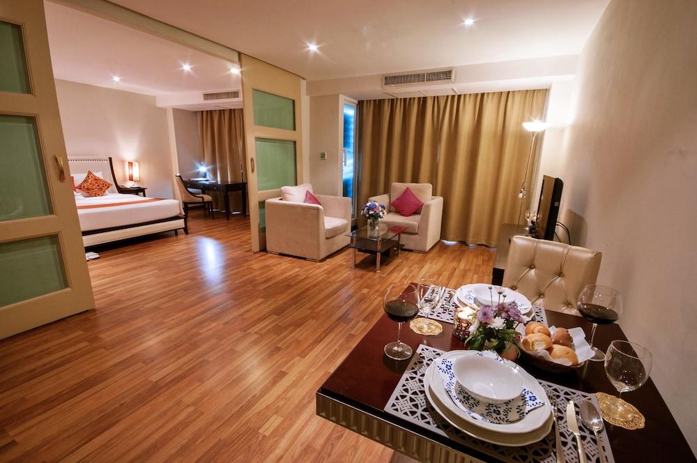 블레스 레지던스(Bless Residence) Hotel Image 24 - Living Area