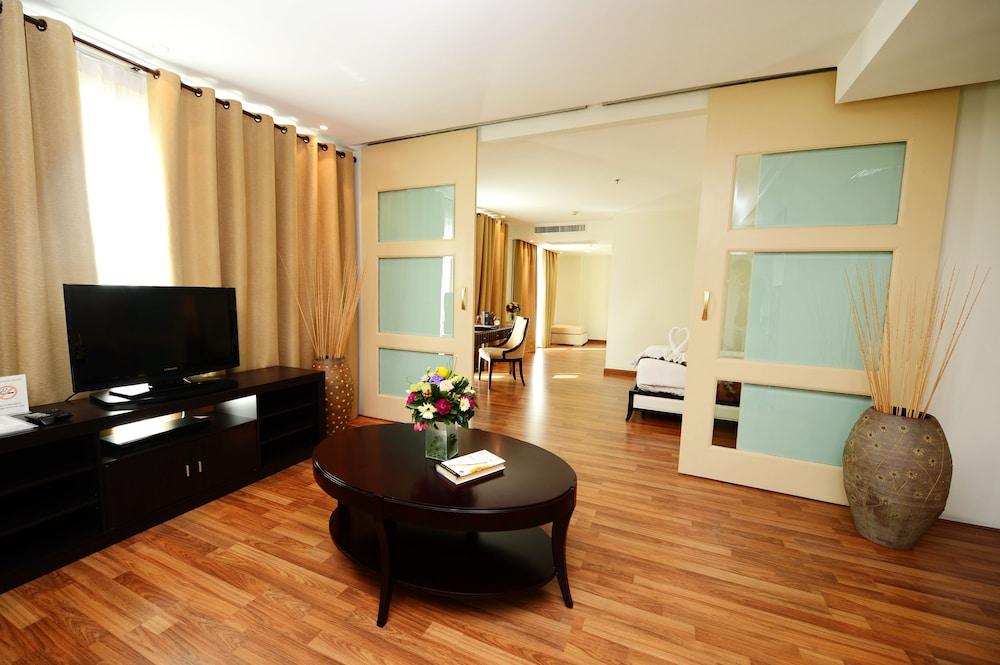블레스 레지던스(Bless Residence) Hotel Image 26 - Living Area