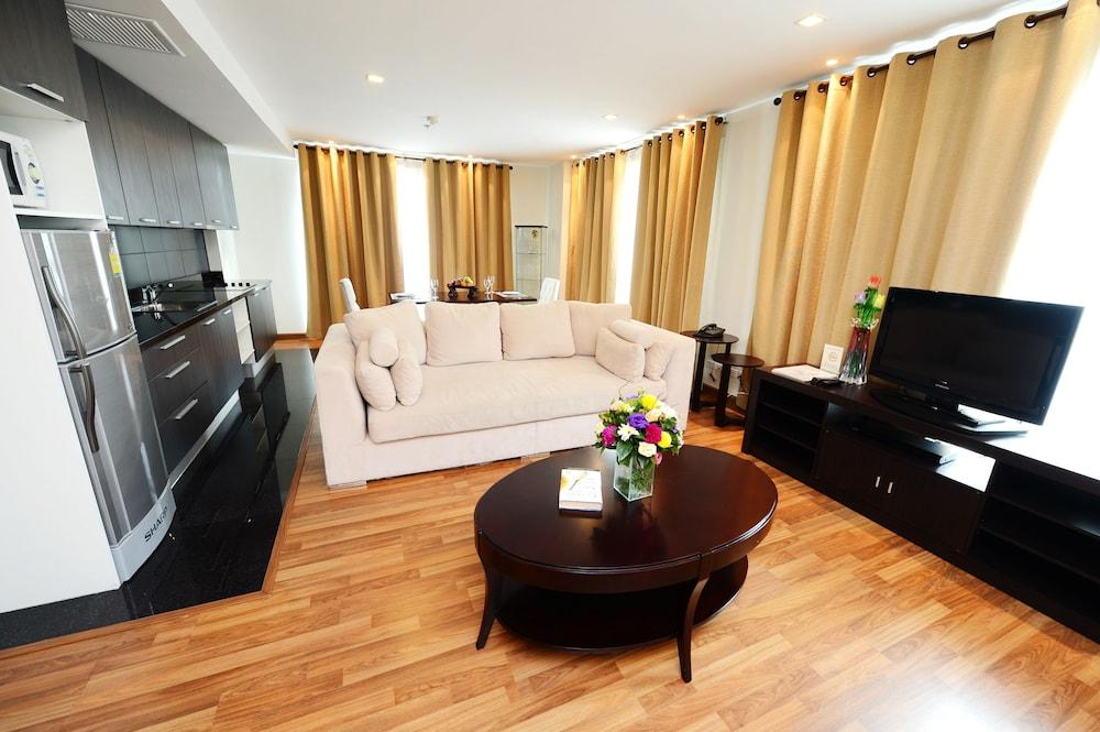 블레스 레지던스(Bless Residence) Hotel Image 56 - Living Area