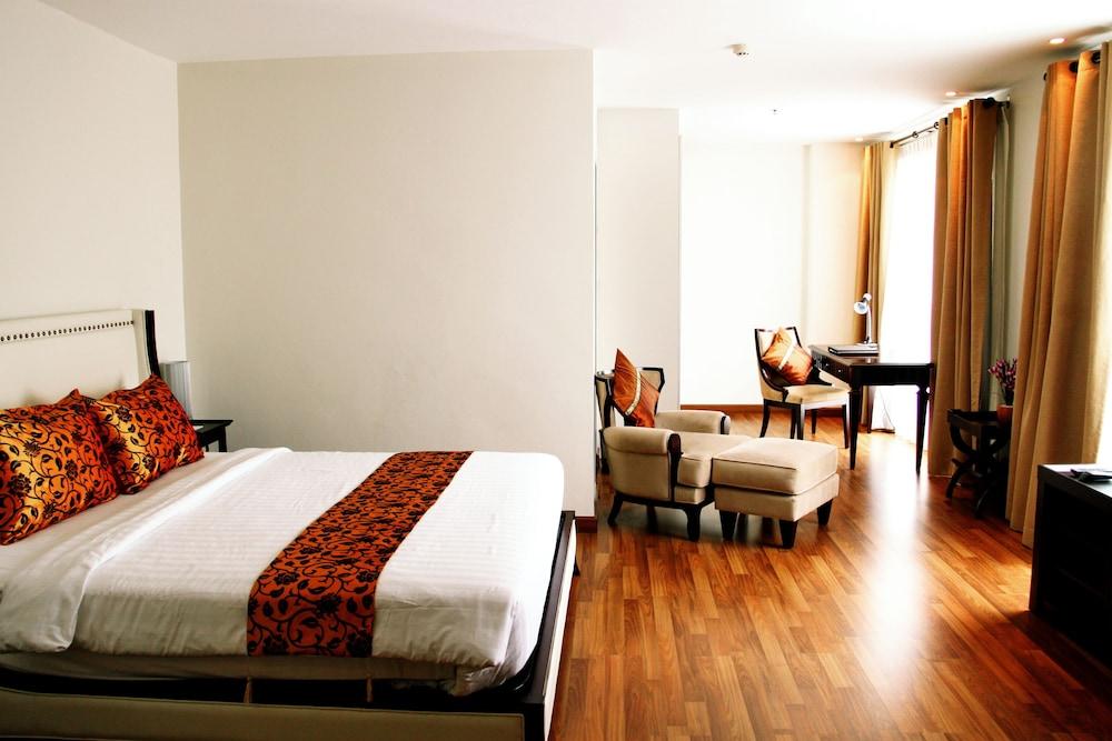 블레스 레지던스(Bless Residence) Hotel Image 41 - Guestroom