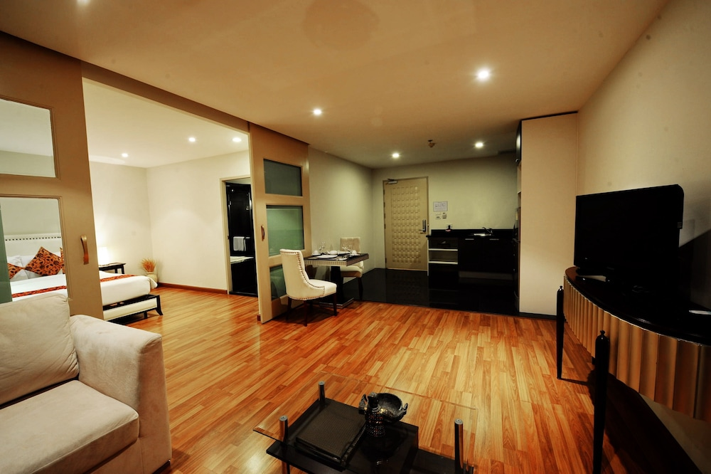 블레스 레지던스(Bless Residence) Hotel Image 23 - Living Area