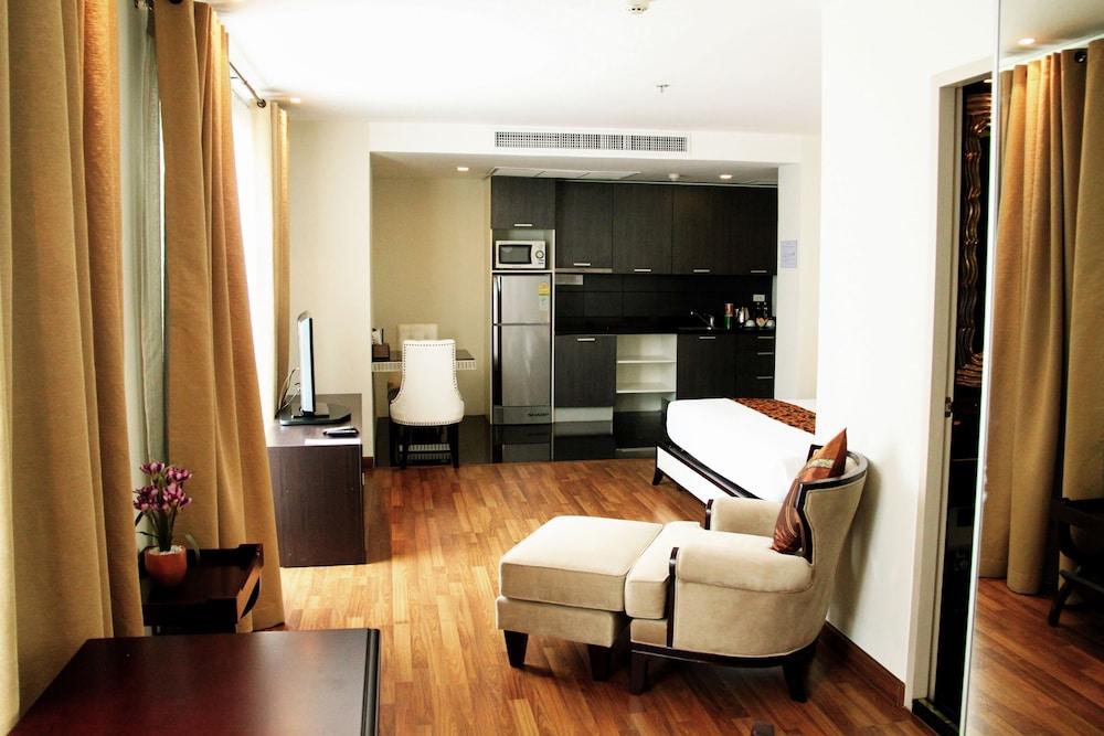 블레스 레지던스(Bless Residence) Hotel Image 6 - Guestroom