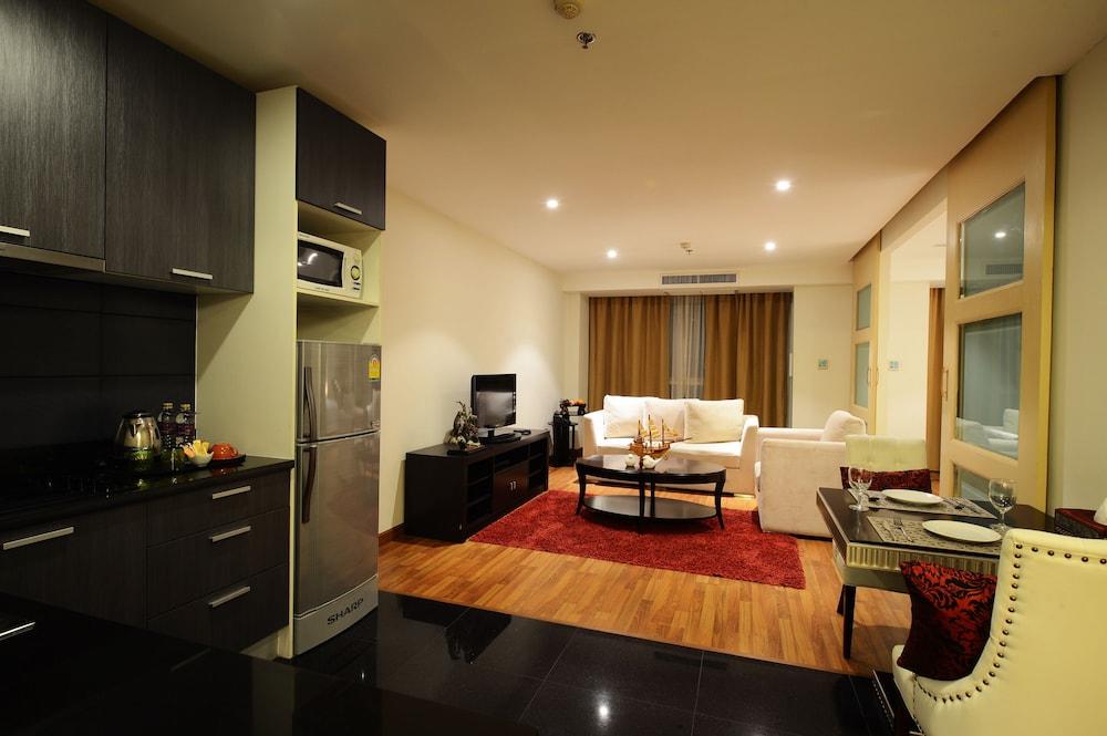 블레스 레지던스(Bless Residence) Hotel Image 11 - Guestroom