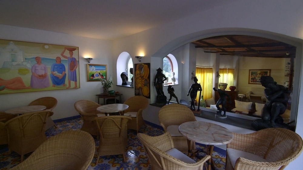 세미라미스 호텔 드 샤름(Semiramis Hotel De Charme) Hotel Image 2 - Lobby Lounge