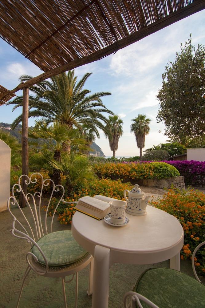 세미라미스 호텔 드 샤름(Semiramis Hotel De Charme) Hotel Image 21 - Terrace/Patio