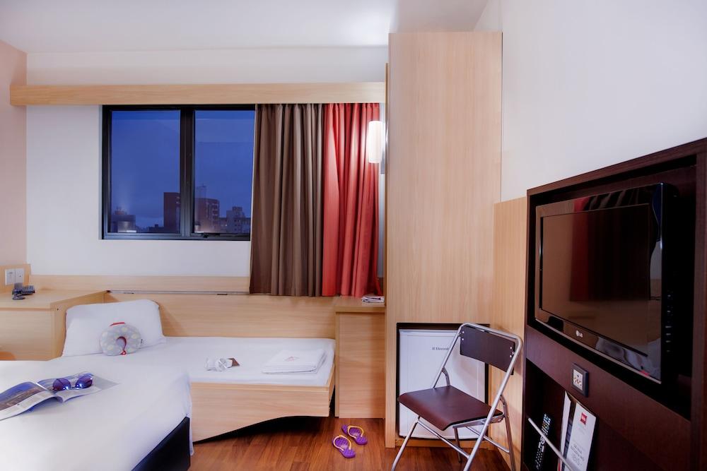 이비스 큐리티바 쇼핑(Ibis Curitiba Shopping) Hotel Image 7 - Guestroom