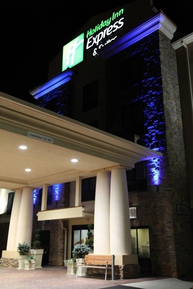 Outside Hotel