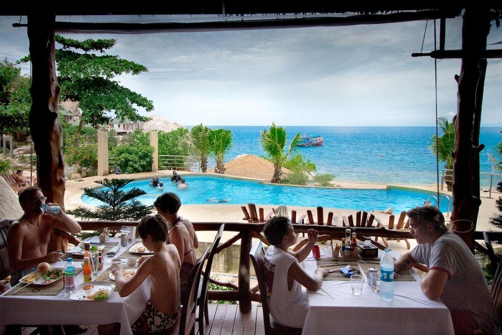 몬탈레이 비치 리조트 코 타오(Montalay Beach Resort Koh Tao) Hotel Image 43 - Breakfast Area