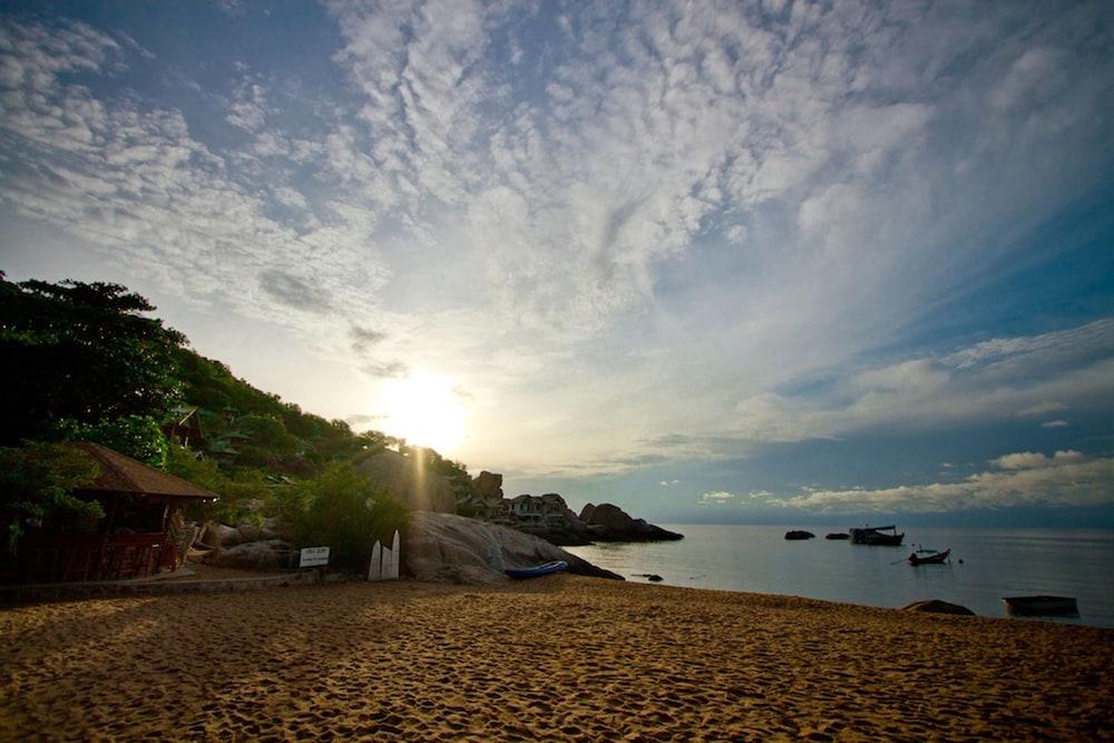 몬탈레이 비치 리조트 코 타오(Montalay Beach Resort Koh Tao) Hotel Image 35 - View from Hotel