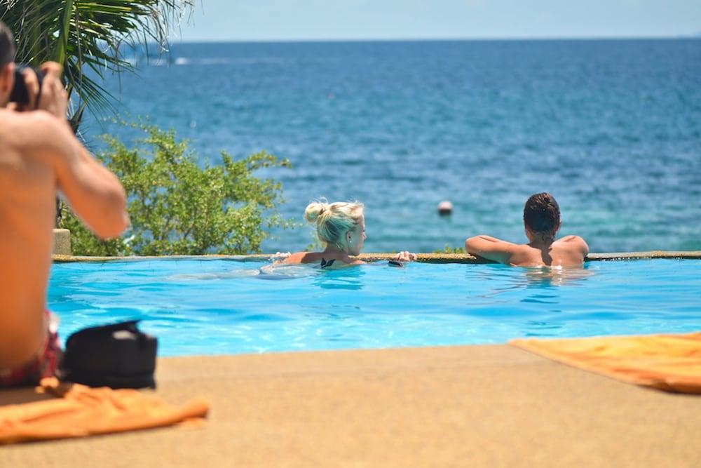 몬탈레이 비치 리조트 코 타오(Montalay Beach Resort Koh Tao) Hotel Image 38 - Outdoor Pool