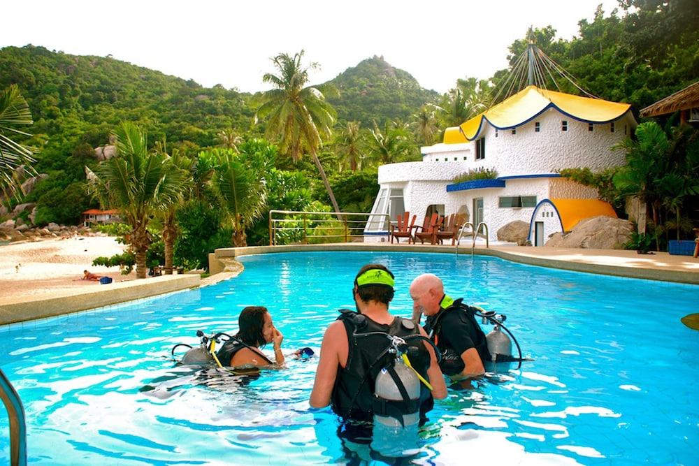 몬탈레이 비치 리조트 코 타오(Montalay Beach Resort Koh Tao) Hotel Image 41 - Sports Facility