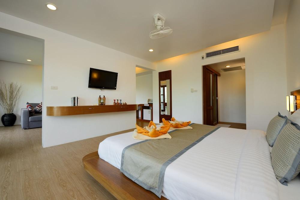 몬탈레이 비치 리조트 코 타오(Montalay Beach Resort Koh Tao) Hotel Image 14 - Guestroom