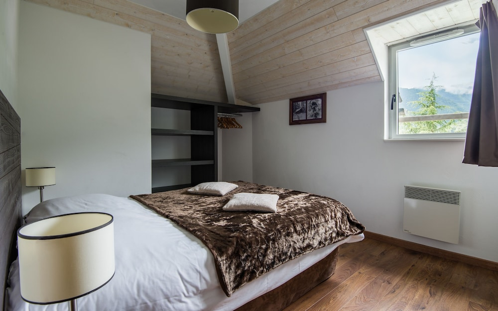 레지당스 라그랑주 바캉스 르 클로 생 일레르(Résidence Lagrange Vacances Le Clos Saint Hilaire) Hotel Image 3 - Guestroom