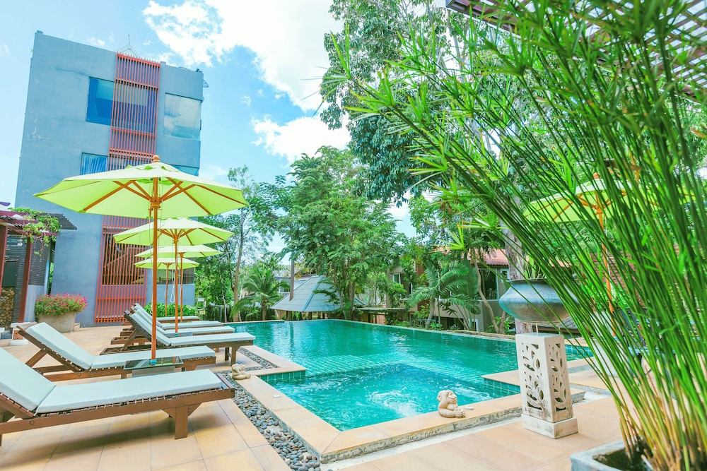 반 카오 후아 주크(Baan Kao Hua Jook) Hotel Image 1 - Building design