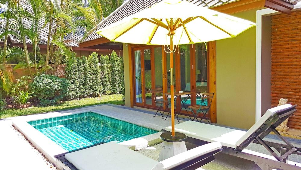 반 카오 후아 주크(Baan Kao Hua Jook) Hotel Image 24 - Private Pool