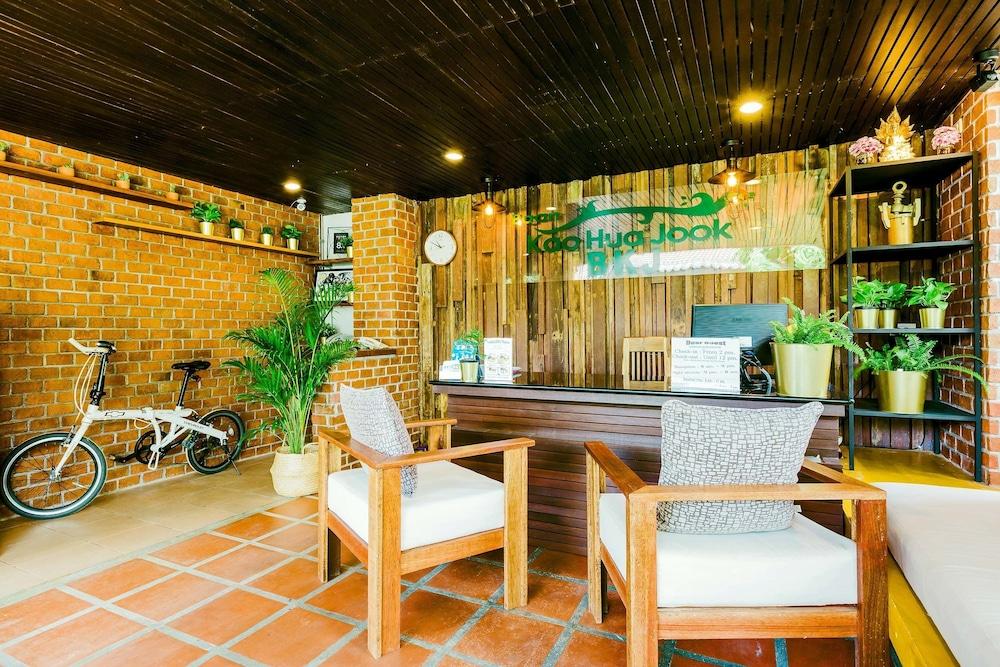 반 카오 후아 주크(Baan Kao Hua Jook) Hotel Image 20 - Reception