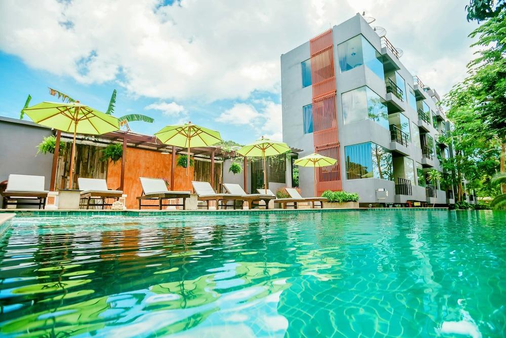 반 카오 후아 주크(Baan Kao Hua Jook) Hotel Image 29 - Outdoor Pool