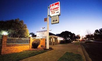 金鏈阿拉納汽車旅館 Golden Chain Aalana Motor Inn