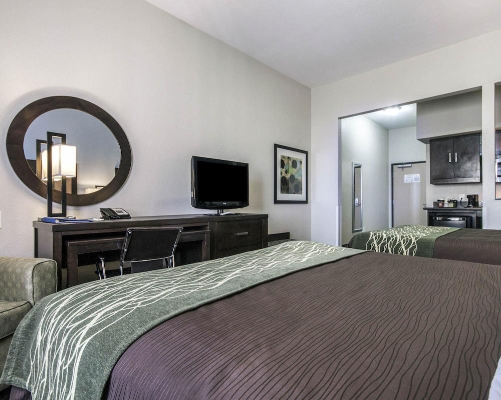 컴포트 인 & 스위트  I-10 에어포트(Comfort Inn & Suites I-10 Airport) Hotel Image 7 - Guestroom