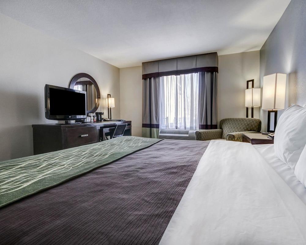 컴포트 인 & 스위트  I-10 에어포트(Comfort Inn & Suites I-10 Airport) Hotel Image 10 - Guestroom