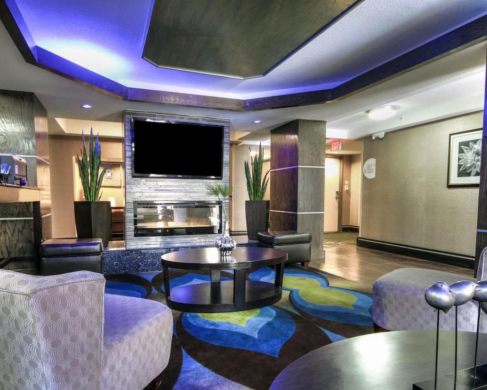 컴포트 인 & 스위트  I-10 에어포트(Comfort Inn & Suites I-10 Airport) Hotel Image 4 - Lobby