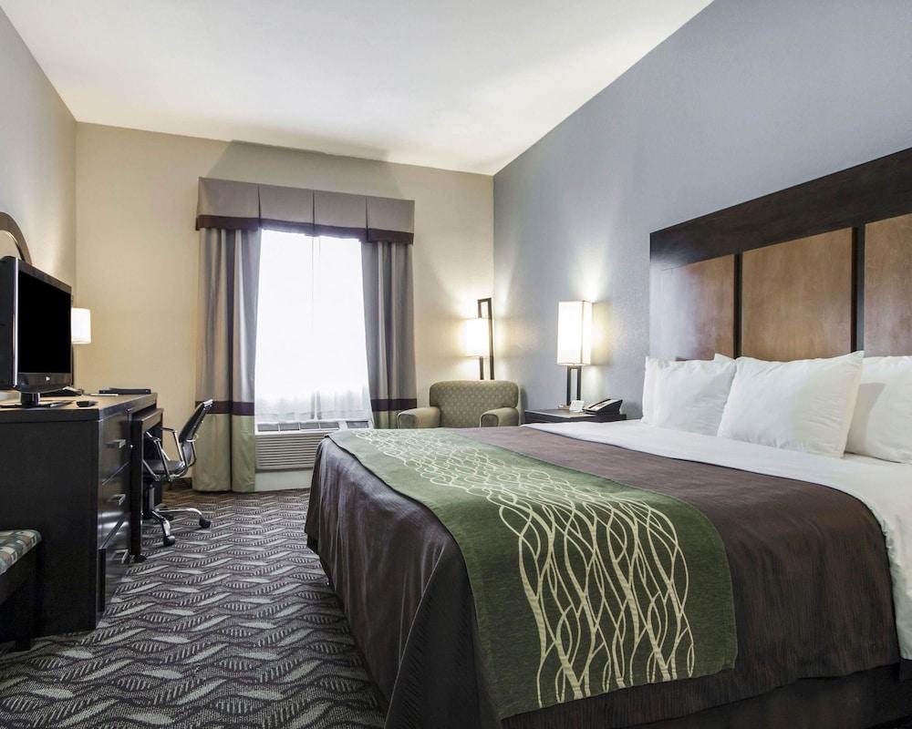 컴포트 인 & 스위트  I-10 에어포트(Comfort Inn & Suites I-10 Airport) Hotel Image 20 - Guestroom