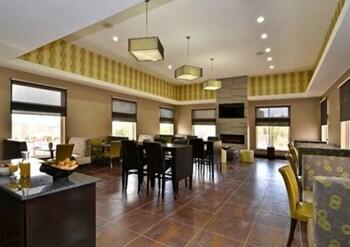 컴포트 인 & 스위트  I-10 에어포트(Comfort Inn & Suites I-10 Airport) Hotel Image 38 - Restaurant