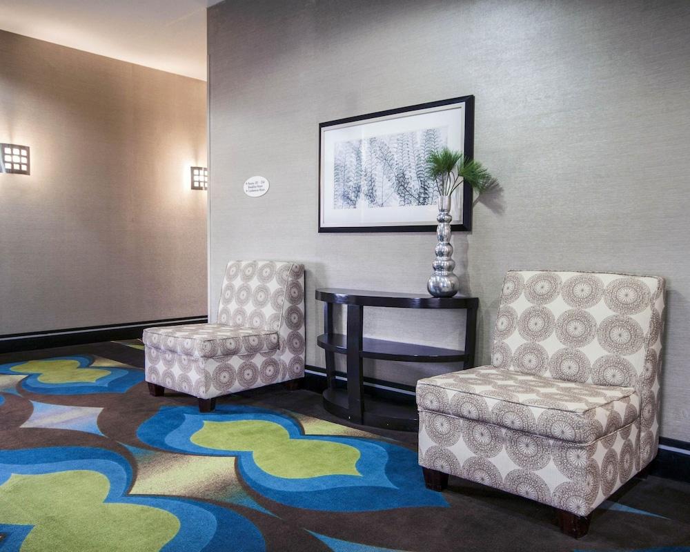 컴포트 인 & 스위트  I-10 에어포트(Comfort Inn & Suites I-10 Airport) Hotel Image 3 - Lobby