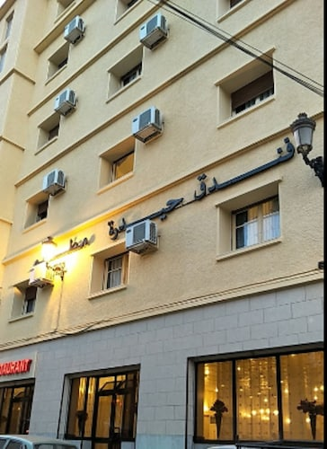 Hotel Hydra, Kouba