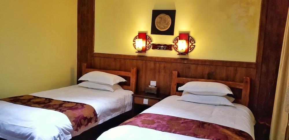 양슈오 히든 드래곤 빌라(Yangshuo Hidden Dragon Villa) Hotel Image 18 - Guestroom