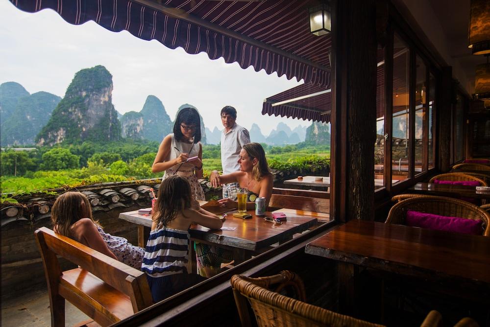 양슈오 히든 드래곤 빌라(Yangshuo Hidden Dragon Villa) Hotel Image 48 - Terrace/Patio