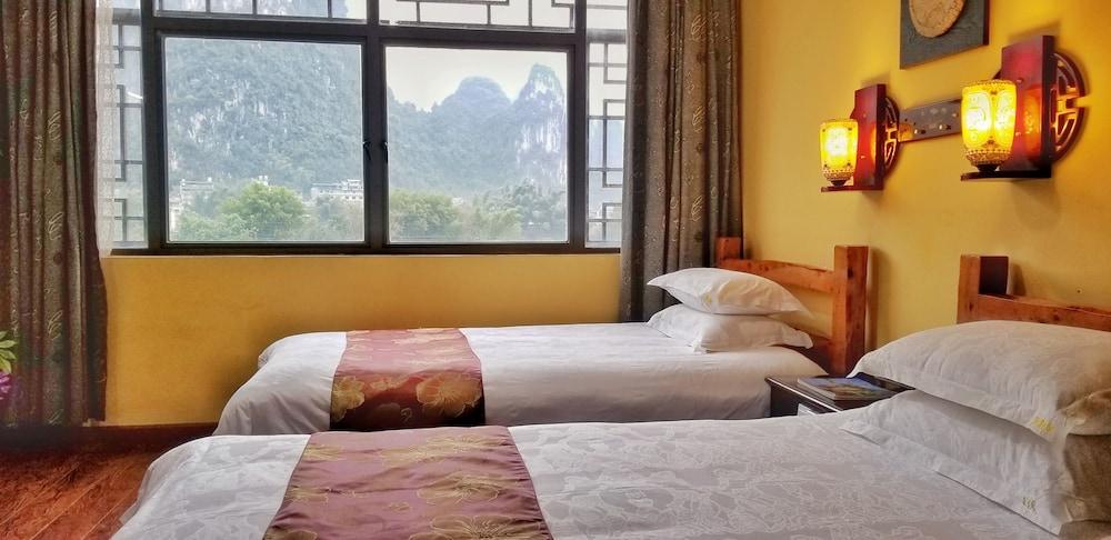 양슈오 히든 드래곤 빌라(Yangshuo Hidden Dragon Villa) Hotel Image 6 - Guestroom