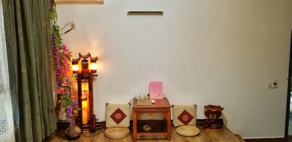 양슈오 히든 드래곤 빌라(Yangshuo Hidden Dragon Villa) Hotel Image 11 - Guestroom
