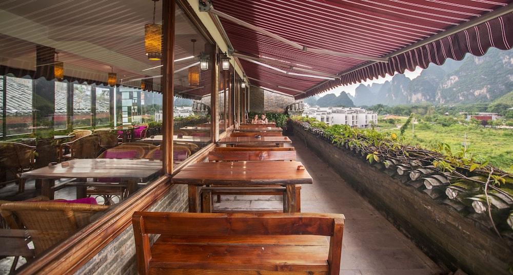 양슈오 히든 드래곤 빌라(Yangshuo Hidden Dragon Villa) Hotel Image 36 - Food and Drink