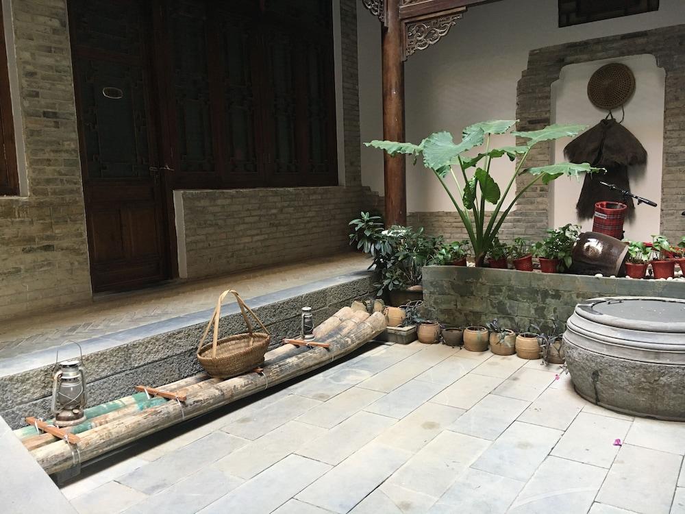 양슈오 히든 드래곤 빌라(Yangshuo Hidden Dragon Villa) Hotel Image 22 - Terrace/Patio