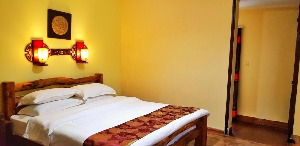 양슈오 히든 드래곤 빌라(Yangshuo Hidden Dragon Villa) Hotel Image 16 - Guestroom