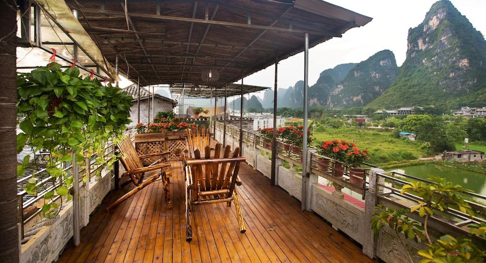 양슈오 히든 드래곤 빌라(Yangshuo Hidden Dragon Villa) Hotel Image 35 - Food and Drink