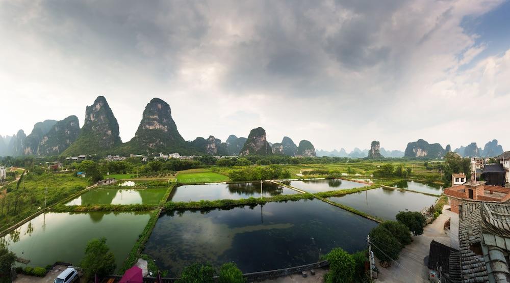 양슈오 히든 드래곤 빌라(Yangshuo Hidden Dragon Villa) Hotel Image 47 - Hotel Front