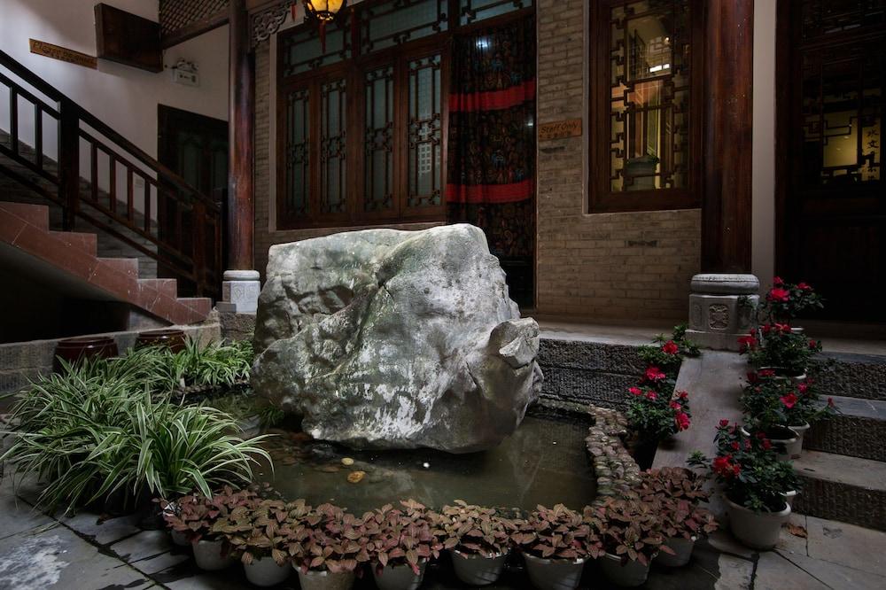 양슈오 히든 드래곤 빌라(Yangshuo Hidden Dragon Villa) Hotel Image 43 - Interior Detail