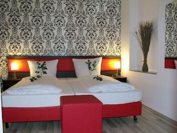 阿倫伽尼市區飯店 City Hotel Garni Ahlen