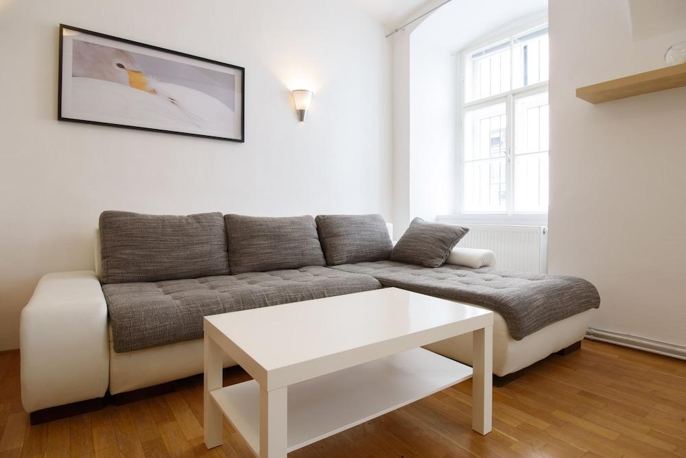 비엔나 아파트먼트 원 슈미트가쎄(Vienna Apartment One Schmidgasse) Hotel Image 7 - Living Area